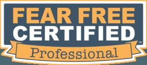 Fear Free Certified logo